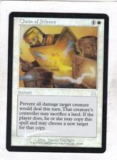 Magic: MTG: Onslaught: Foil: Chain of Silence