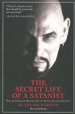 The Secret Life Of A Satanist by Blanche Barton Paperback Book (English)