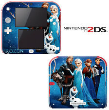 Vinyl Skin Decal Cover for Nintendo 2DS - Frozen