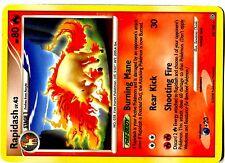 POKEMON STORMFRONT RARE N°  22/100 RAPIDASH (GALOPA) Superb