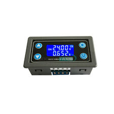Lcd Adjustable Auto Dc Dc Buck Boost Converter Dc 5 30v Power Supply Module