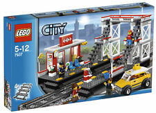 LEGO City 7937 Train Station - New in Box - *Retired*