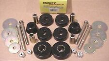 Cab Body Mount Bushing Cushion Kit Set Frame 63-66 2WD Chevy GMC Pickup 34137
