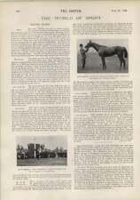 1900 Duke Of Portland Simon Dale Wins Prince Of Wales Stakes Ascot