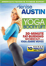 Denise Austin: Yoga Booty Lift [DVD]