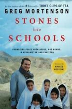 Stones into Schools : Promoting Peace with Books, Not Bombs, in Afghanistan and