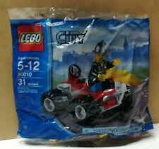 Lego 30010 City Fire Chief Quad MISP
