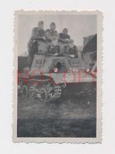 Foto WK 2 Polen Panzer tank beute   #11