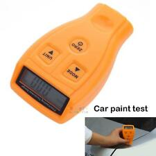 LCD Digital Car Paint Coating Thickness Probe Tester Gauge Meter Measuring Tool