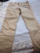 Women's Tan Spyder Active Wear pant size 4