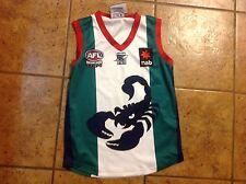 Hong Kong Juniors Size 8 Australian Football League jersey