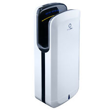 BLUE DRY JET BLADE HD-BD1091 HAND DRYER FAST AUTOMATIC WALL HIGH SPEED