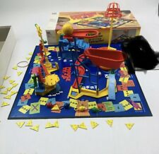 Milton Bradley 1986 Vintage Mouse Trap Board Game All Pieces No Instructions