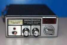 Vintage General Electric Radio Model 3-5804B 40 Channel Ge