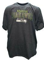 Seattle Seahawks NFL Team Apparel Logo Soft 60/40 Shirt, NWT