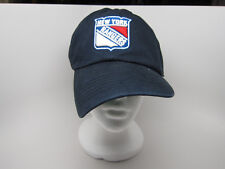 outlet store 52711 9bda5  47 Forty Seven NY Rangers NHL Navy Baseball Cap Size L Large.