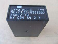 Boitier commande de réglage des phares BMW E38 -LWR2 MODUL 61358360007