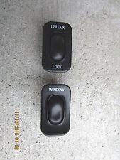 98 - 03 FORD RANGER PASSENGER RIGHT SIDE POWER WINDOW SWITCH LOCK & UNLOCK