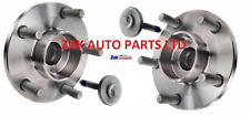 FOR FORD C-MAX 1.6 1.8 2.0 TDCi  FRONT WHEEL BEARING BEARINGS HUB KIT PAIR X2