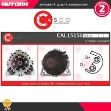 CAL15156AS Alternatore (CASCO)
