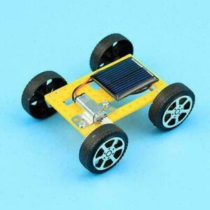 Solar Powered Auto Spielzeug Pädagogisches Wissenschaft für Kinder P9C2