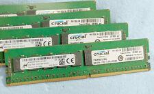 Crucial 8Gb Ddr4 Pc4-2133P-R Ecc Reg Server Memory