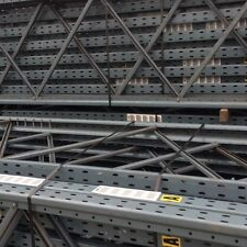 5 bays of Heavy Duty Warehouse Pallet Racking