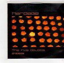 (FS281) Hardage, The Five Doubts 5 track sampler - 2009 DJ CD