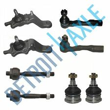 Premium Quality 8pc Front Suspension Kit for Toyota Sequoia & Tundra