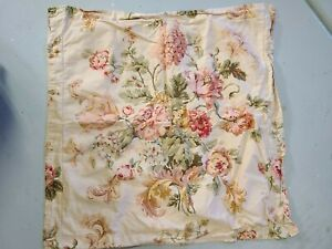 "Ralph Lauren ""Sussex Garden"" Euro Pillow Sham"
