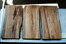 3 Olive Wood Boards Lumber  c9