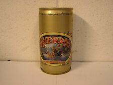SIERRA NATURALLY BREWED PILSNER BEER. PULL TAB.
