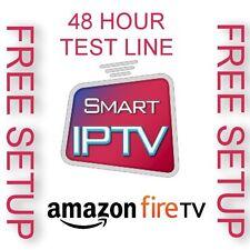 48 Hour Test *PREMIUM WORLD IPTV* VOD (10 SERVERS) FIRE TV