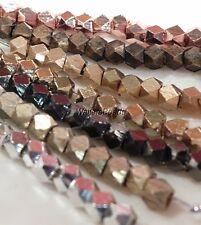 Bali Nugget Beads 3.5 MM Gold, Silver, Brass, Bronze, Matt, Copper, Gunmetal 350