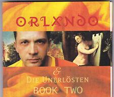 ORLANDO & DIE UNERLÖSTEN - BOOK TWO CD ALBUM 2001