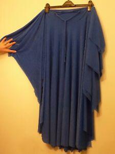 Belly Dancing Skirt - Royal Blue