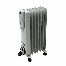 Oypla Electric Space Heaters with 3 Heat Settings