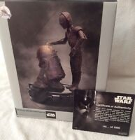 Star Wars R2-D2 & C-3PO Figurine - Limited Edition of 1000- Disney Exclusive