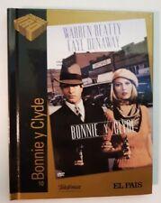 PELICULA DVD LIBRO BONNIE Y CLYDE