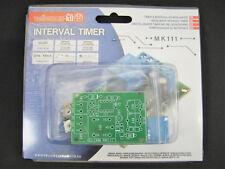 Interval Timer w/Relay - DIY Soldering Mini Kit Project - Velleman MK111