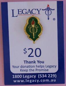 New Legacy Badge - $20