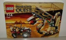 LEGO 7325 PHARAOH'S QUEST CURSED COBRA STATUE BRAND NEW TOY GIFT EGYPTIAN EGYPT