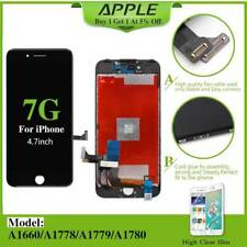 iPhone 7 4.7'' LCD Screen Touch Digitizer Display assembly Replacement Black
