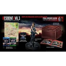 Resident Evil 3 Remake Collector's Edition XBOX ONE CONFIRMED PRE ORDER