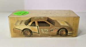Racing Champions NASCAR #12 Bobby Allison Buick Regal 1/64 Scale (Loose)