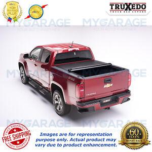 TruXedo For 15-18 Chevy Colorado/Gmc Canyon Lo QT Roll Up Tonneau Cover 553401