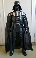 STAR WARS DARTH VADER Jakks Pacific Figure 31 Inches Tall EXCELLENT CONDITION