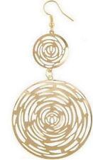 Earring Boho Festival Party Boutique Uk Gold Hoop Ring Large Luxury Fashion