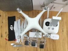 DJI Phantom 4 Quadcopter Drone, White, Good condition, Used