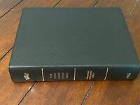 Tony Evans Study Bible Black Genuine Leather Bible Christian Standard Holy Bible